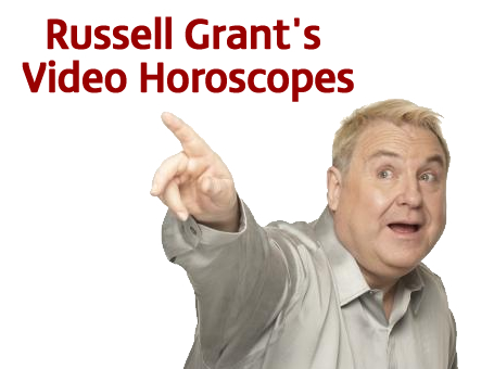 Daily video horoscopes video horoscopes by russell grant urmus Image collections